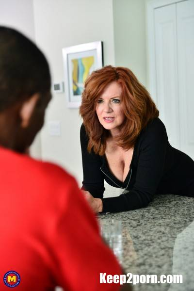 Andi James 53 - Hot Milf Andi James is in the mood for a strapping black guy [FullHD] - Mature.nl