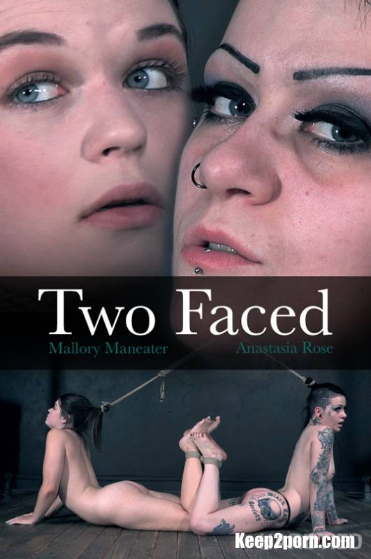 Mallory Maneater, Anastasia Rose - Two Faced [HardTied / HD / 720p]