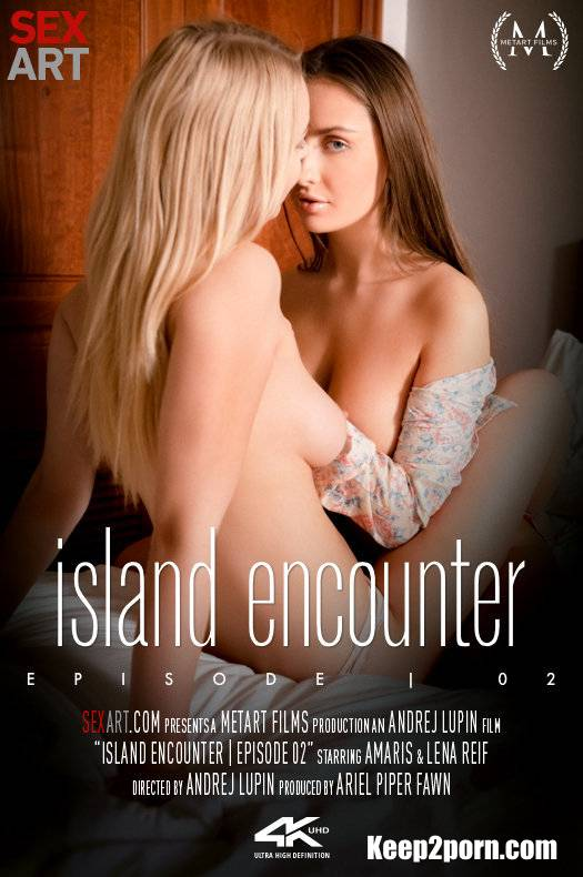 Amaris, Lena Reif - Island Encounter Episode 2 [SexArt, MetArt / FullHD / 1080p]