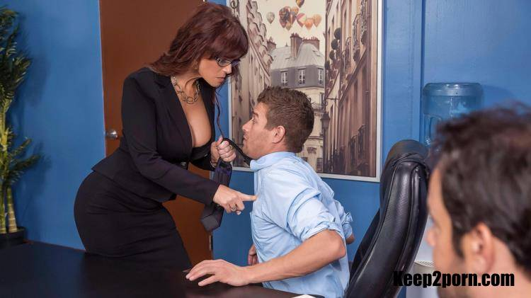 Syren De Mer - Red Hot Boss From Hell [BigTitsatWork, Brazzers / HD / 720p]