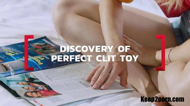Hazel, Anna Di - Discovery Of Perfect Clit Toy [Ultrafilms / FullHD / 1080p]