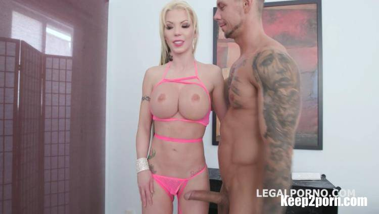 Barbie Sins, Neeo, Thomas Lee, Angelo, Michael Fly - She is a Monster Barbie Sins goes all in, Balls deep DAP, TP, TAP, QUAP GIO986 [LegalPorno / SD / 480p]