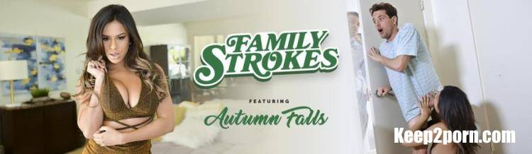 Autumn Falls - Slam That Snitch Slit [TeamSkeet, FamilyStrokes / HD / 720p]