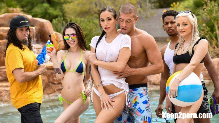 Desiree Dulce - Pool Shy [BabyGotBoobs, Brazzers / SD / 480p]