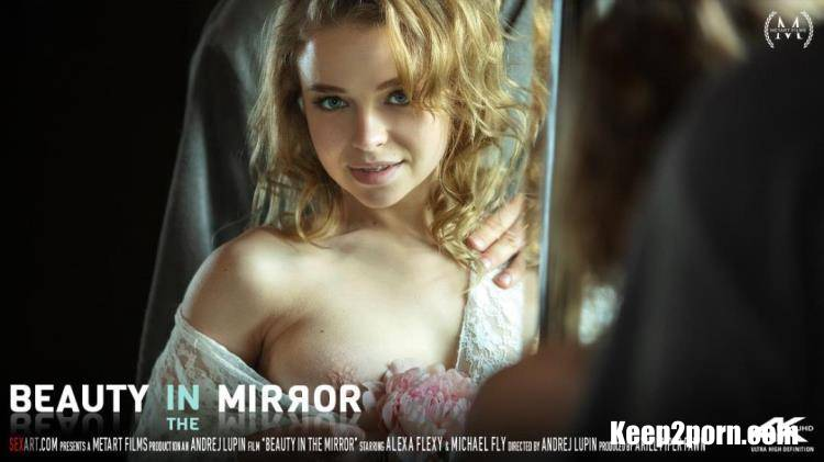 Alexa Flexy - Beauty In The Mirror [SexArt, MetArt / FullHD / 1080p]