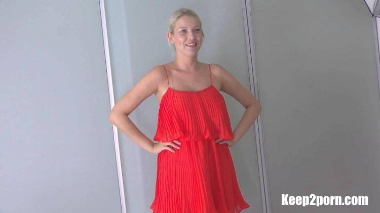 Karol Lilien, Thomas - Lady In Red Is Banged Hard In Casting - 113 [CzechSexCasting, PornCZ / UltraHD 4K / 2160p]