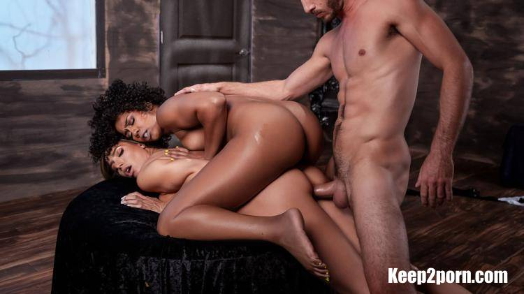 Desiree Dulce, Misty Stone - MILF Witches Part 3 [MilfsLikeItBig, Brazzers / SD / 400p]
