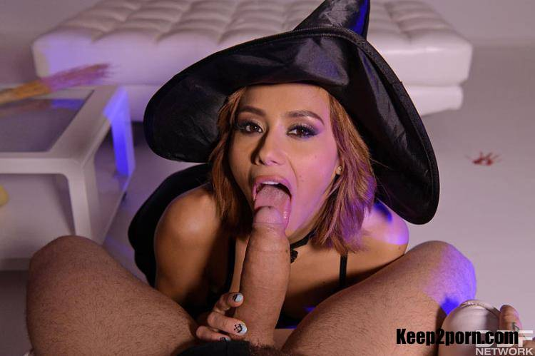Veronica Leal - Squirting Anal Witch Hunter [HandsOnHardcore, DDFNetwork / UltraHD 4K / 2160p]