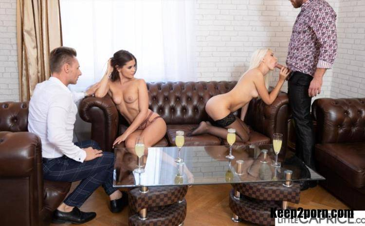 Little Caprice, Marcello Bravo, Helene Mueller, Marco - Wecumtoyou Part 10 - Episode 1 - She Makes Him Swing [LittleCaprice-Dreams / FullHD / 1080p]