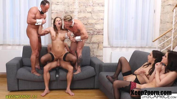 Little Caprice, Marcello Bravo, Jenifer Jane, Ridge C, Anastasia Brokelyn, Nick Ross - Wecumtoyou Part 13 - Three For One [LittleCaprice-Dreams / FullHD / 1080p]