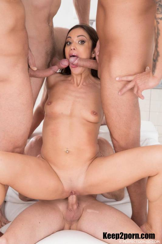 Alyssa Reece - Cum for Cover [HD 720p] PerfectGonzo