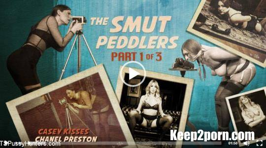 Casey Kisses, Chanel Preston - The Smut Peddlers: Part One Casey Kisses and Chanel Preston [TSPussyHunters, Kink / HD 720p]