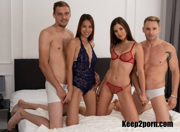 Paula Shy, Marcello Bravo, Little Caprice - WECUMTOYOU 15 [LittleCaprice-Dreams / FullHD 1080p]