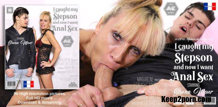 Shana Mour (EU) (50) - Stepmom Shana Mour is begging for some toyboy anal sex [Mature.nl, Mature.eu / FullHD 1080p]