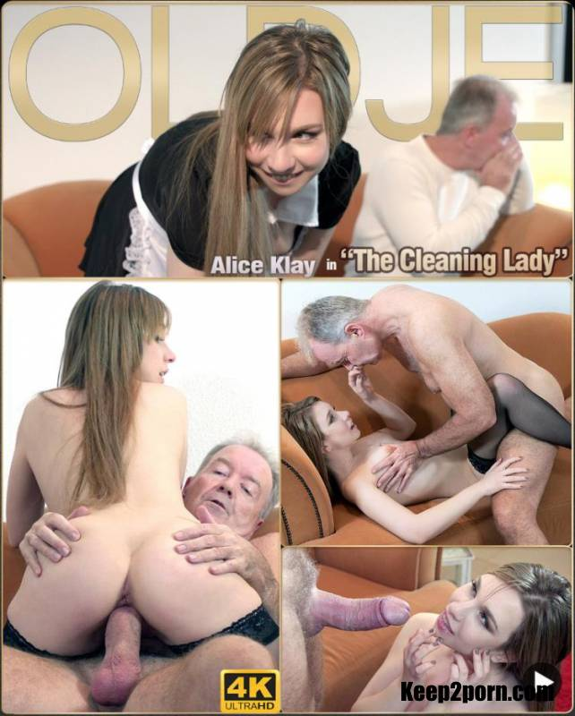 Alice Klay - The Cleaning Lady - 697 [Oldje, ClassMedia / FullHD 1080p]