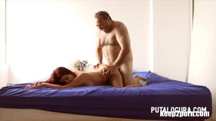 Ana White - I Pick Up Her In The Street - Madrilena De 21 Anos Se Lo Traga Todo - Pill 165 [PutaLocura / HD 720p]