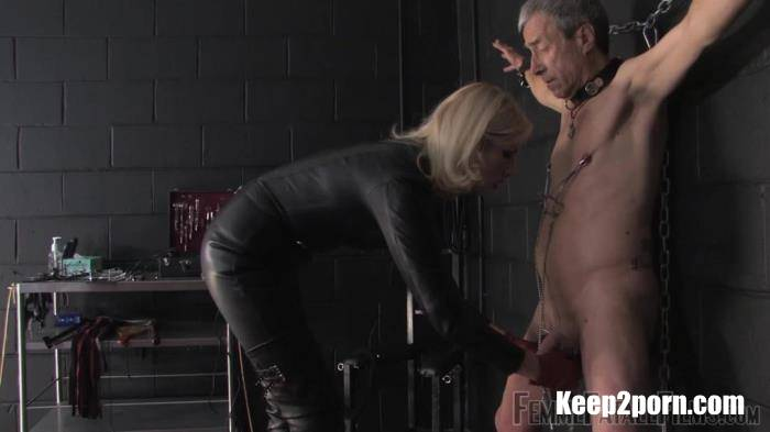 Mistress Akella - Never Say No - Day One - Complete Film [FemmeFataleFilms / FullHD 1080p]