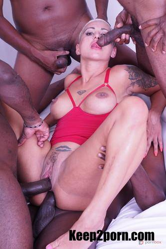 Lolly Glam - Lolly Glam enjoys african champagne and gets 2 cocks in the ass with anal fisting IV519 [HD 720p] LegalPorno