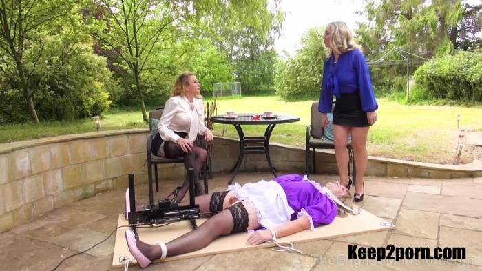 Miss Suzanna Maxwell, Mistress Sidonia - Displayed Maid - Complete Movie [TheEnglishMansion / FullHD 1080p]