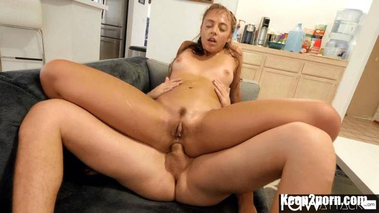Gia Derza - Spreads Her Tight Asshole [RawAttack / SD 480p]