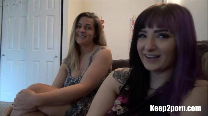 Sabrina Violet, Clover Baltimore - The House Guest [FullHD 1080p] Family Therapy, clips4sale