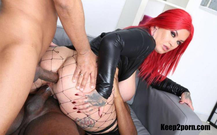 Sabien Demonia - Black Pee, Sabien Demonia goes Wet with 2 BBC with Balls Deep Anal, DP, Pee Drink and Creampie Swallow GIO1609 [LegalPorno, AnalVids / UltraHD 4K 2160p]