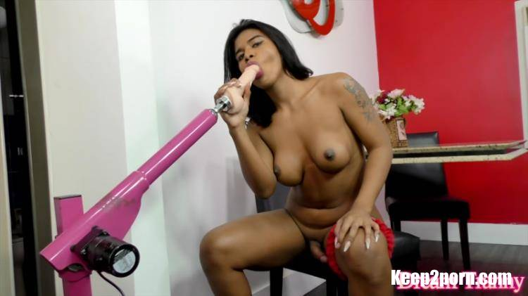 India Taina - Machine-Made Orgasm [Dreamtranny / FullHD 1080p]