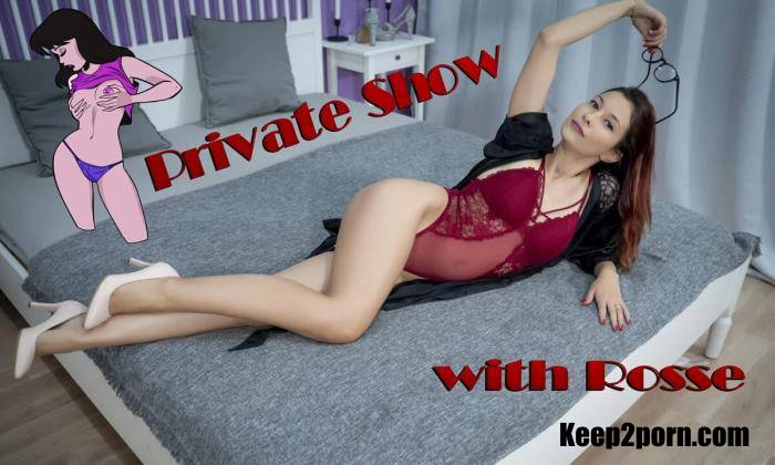 Rosse - Private Show With Rosse [No2StudioVR / UltraHD 4K 3160p / VR]