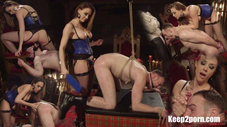 Jimmy Bullet, Chanel Preston, Jonah Marx - Chanel Preston: A Merry Coerced Cock-Sucking Christmas - Remastered [KinkClassics, DivineBitches, Kink / SD 480p]