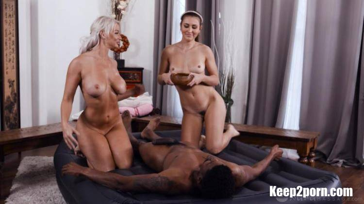 London River, Paige Owens - A Very Competitive Family [NuruMassage, FantasyMassage / FullHD 1080p]