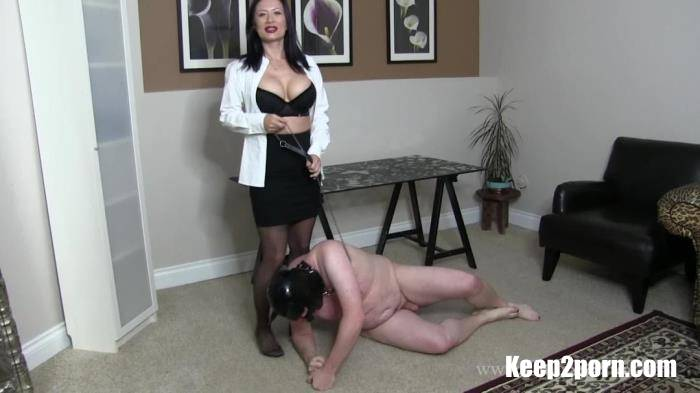 Miss Jasmine - Slouchy Loser Office Pig Part 2 [ClubStiletto / FullHD 1080p]