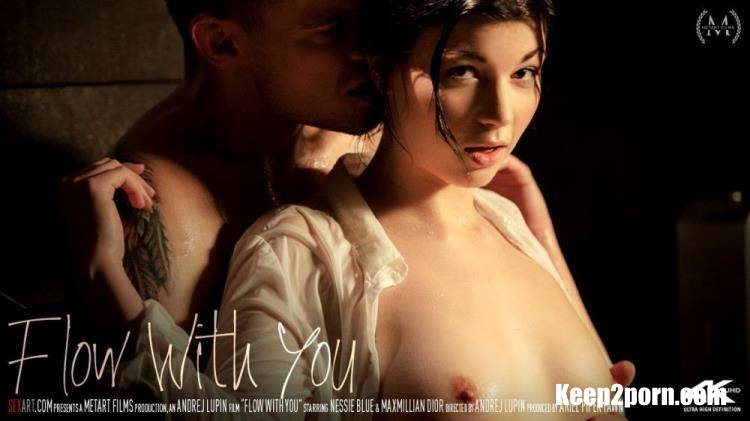 Nessie Blue - Flow With You [SexArt / HD 720p]
