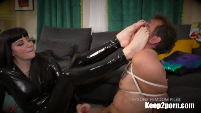 Kyle Kane - Attempted Milking [Clips4sale, Nyxons Femdom Files / FullHD 1080p]